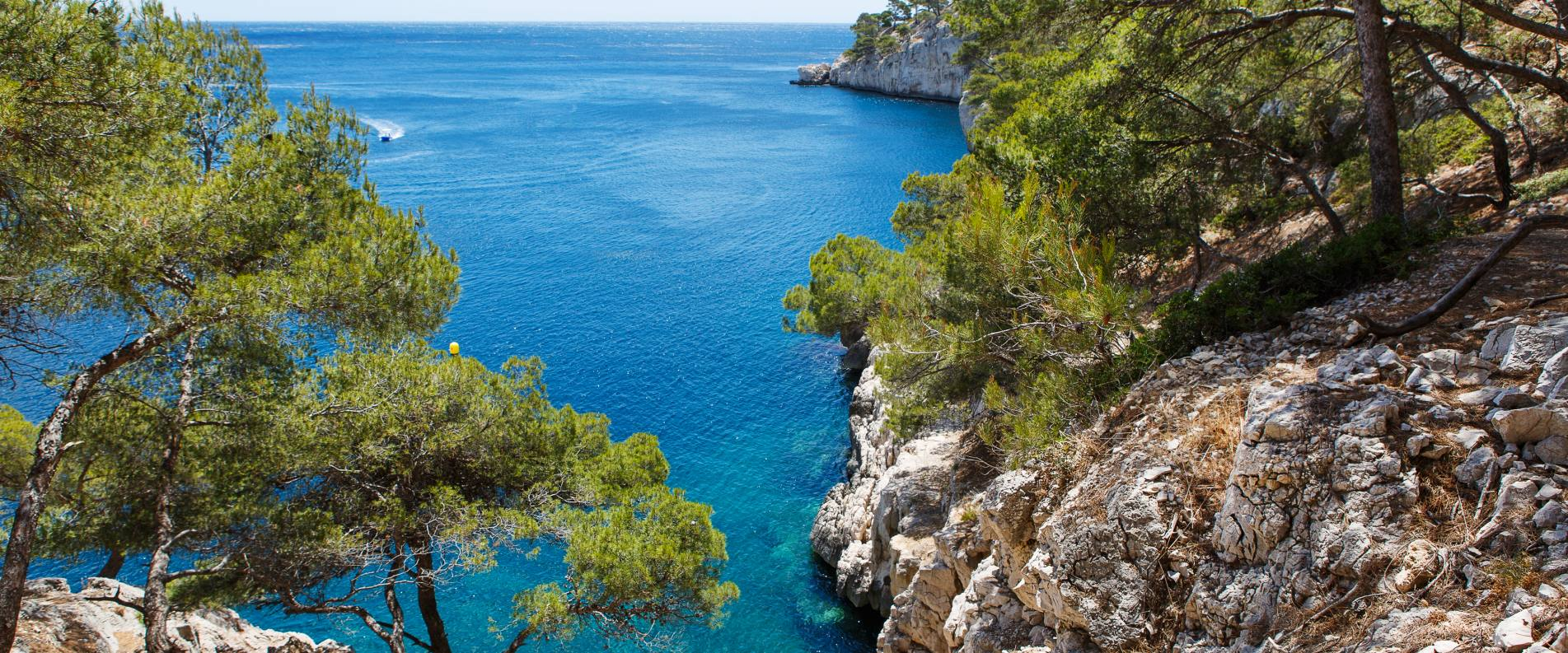 shutterstock_575350441 - Calanques Cassis